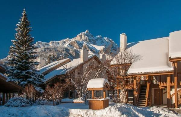 Hotel Banff Rocky Mountain Resort