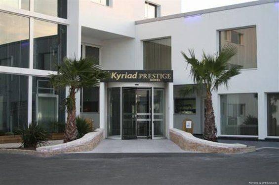 Hotel Kyriad Prestige Montpellier Ouest-Croix d Argent