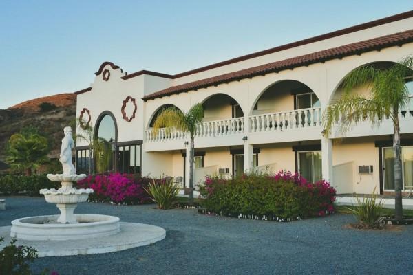 Hotel Hacienda Guadalupe