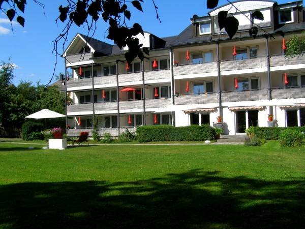 Hotel Haus Katharina am Park Garni