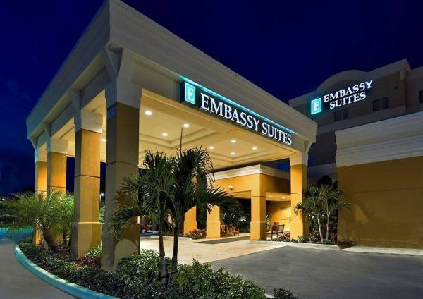 Hotel Embassy Suites by Hilton Tampa Brandon