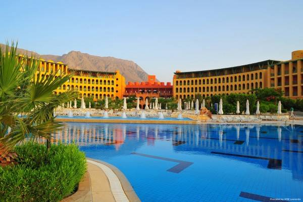 Hotel Strand Beach and Golf Taba Heights