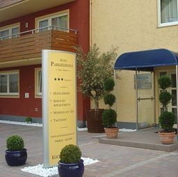 Hotel Parkresidenz Garni