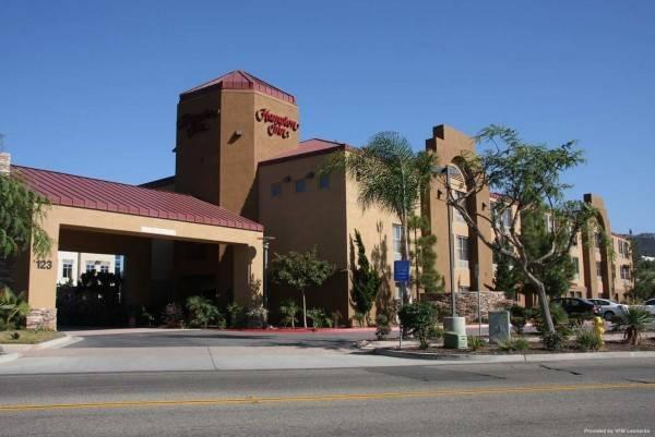 Hampton Inn San Marcos CA