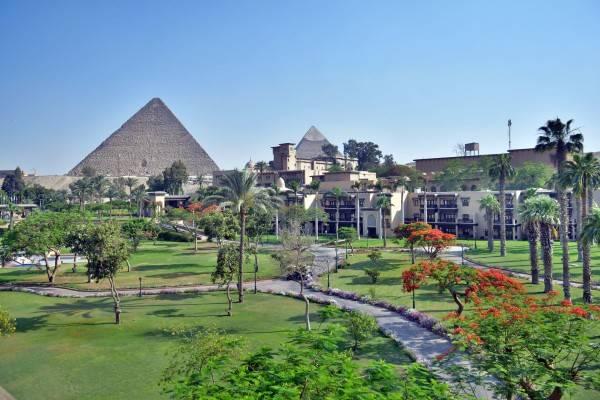 Hotel Marriott Mena House Cairo