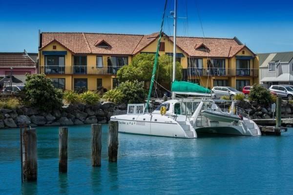 Hotel Harbourside Lodge