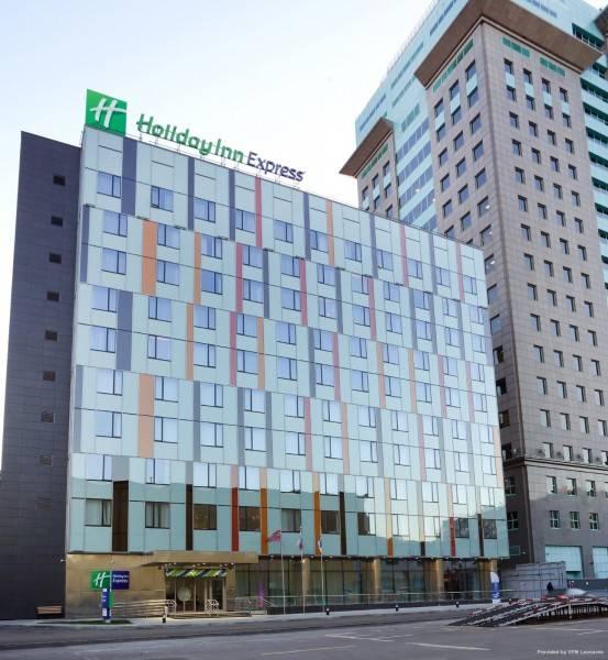 Holiday Inn Express MOSCOW - PAVELETSKAYA
