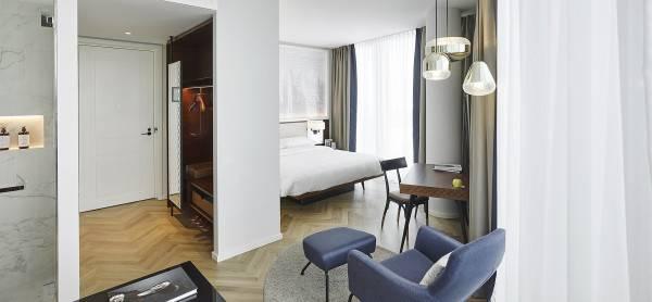 Hotel Andaz Vienna Am Belvedere-a Concept by Hyatt