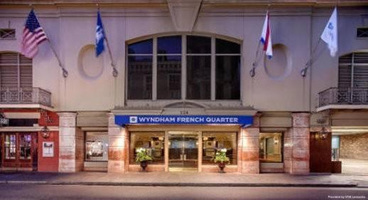 Hotel WYNDHAM NEW ORLEANS - FRENCH Q