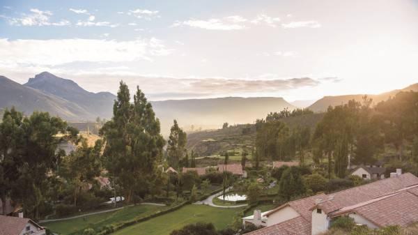 Hotel Belmond Las Casitas