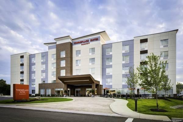Hotel TownePlace Suites Detroit Canton
