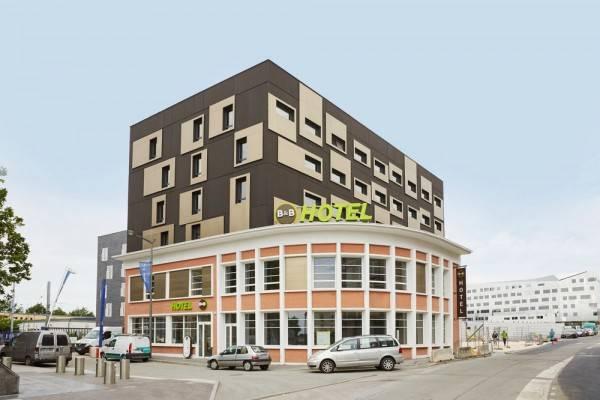 B&B Hotel Lille Roubaix Centre Gare