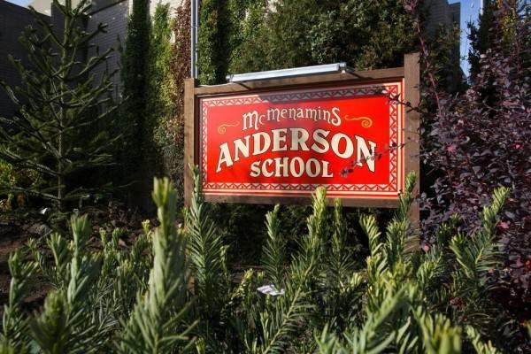 Hotel McMenamins Anderson School