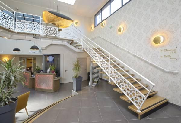 Fougères Ouest Hôtel Le Lion d'Or The Originals Boutique (ex Inter-Hotel)