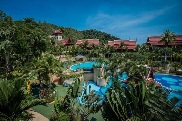 Hotel Chada Thai Village Resort Formerly Krabi Thai Village Resort