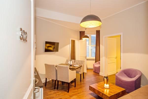 Hotel arabel Design Apartments