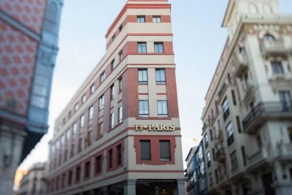 Hotel Hostal Paris