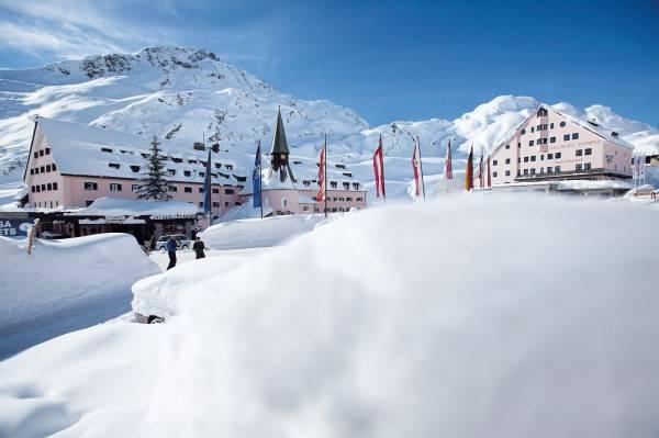 Arlberg Hospiz Hotel *arlberg1800 RESORT*
