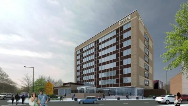 Hotel Staybridge Suites DENVER DOWNTOWN