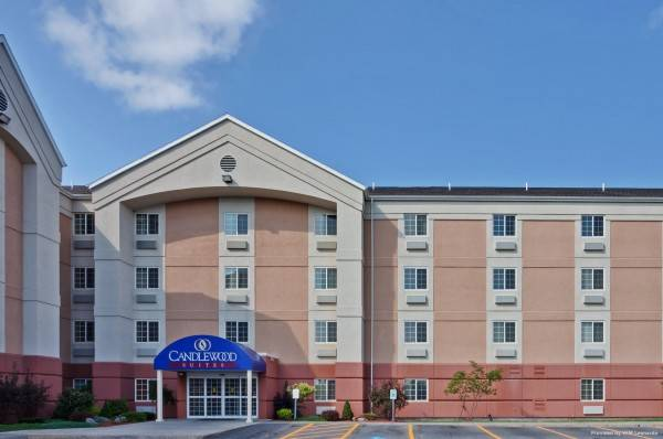 Hotel Candlewood Suites SYRACUSE-AIRPORT