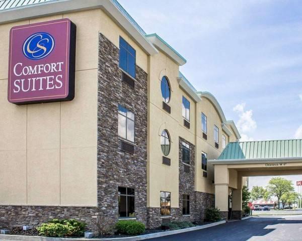 Hotel Comfort Suites Perrysburg - Toledo South
