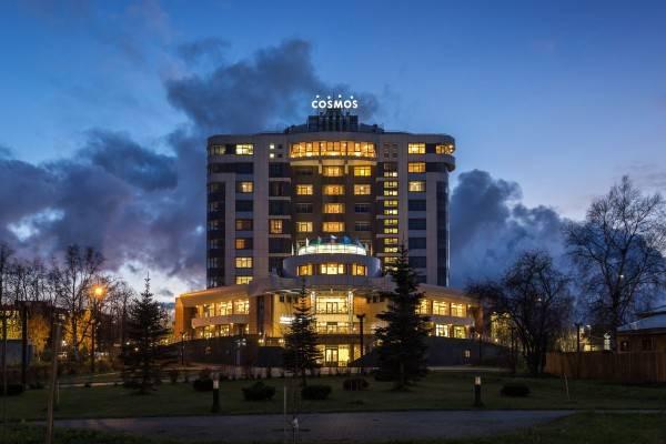 Cosmos Petrozavodsk Hotel Космос Петрозаводск