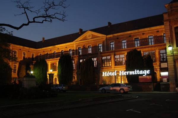 Hotel Best Western Hermitage