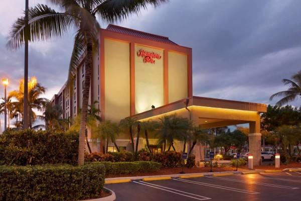 Hampton Inn Miami-Airport-West
