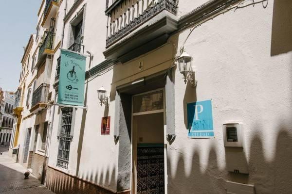 Hotel El viajero en Sevilla