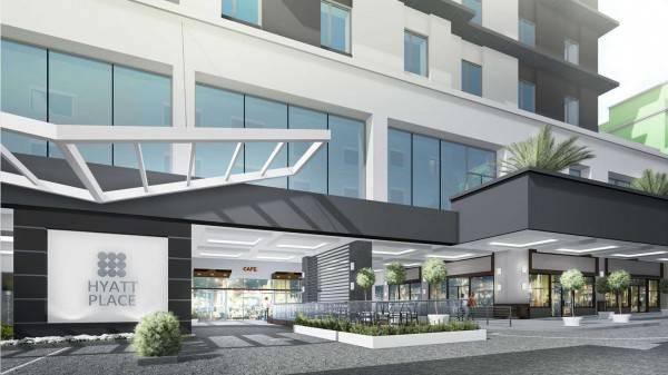 Hotel Hyatt Place Tegucigalpa