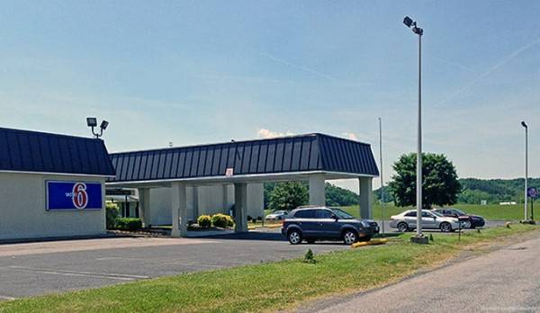 Motel 6 Staunton, VA