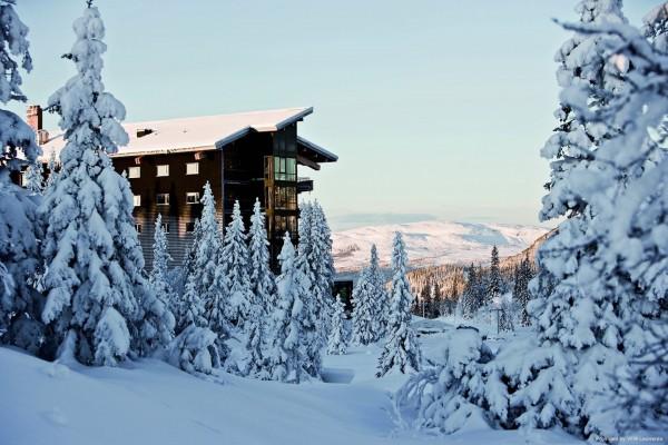 Hotel Copperhill Mountain Lodge LIF