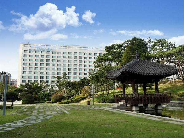 Lahan Hotel Ulsan