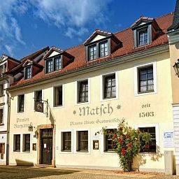 Matsch - Hotel und Plauens älteste Gastwirtschaft