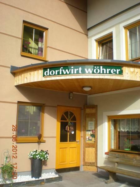 Hotel Gasthof Dorfwirt Wöhrer