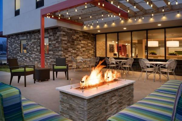Hotel Home2 Suites by Hilton Leavenworth Downtown