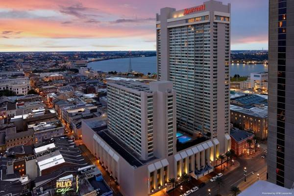 Hotel New Orleans Marriott