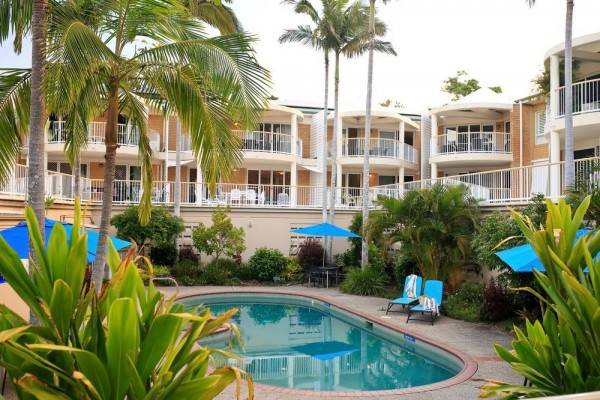 Hotel Macquarie Lodge Apartments