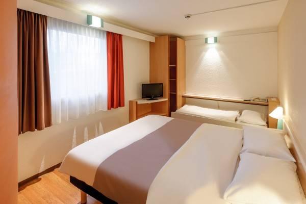 THE Darmstadt - fidelis hospitality Darmstadt GmbH