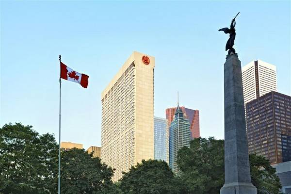 Sheraton Centre Toronto Hotel Sheraton Centre Toronto Hotel