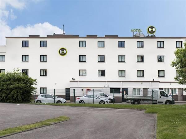 B-B HOTEL ROUEN ST ETIENNE DU ROUVRAY