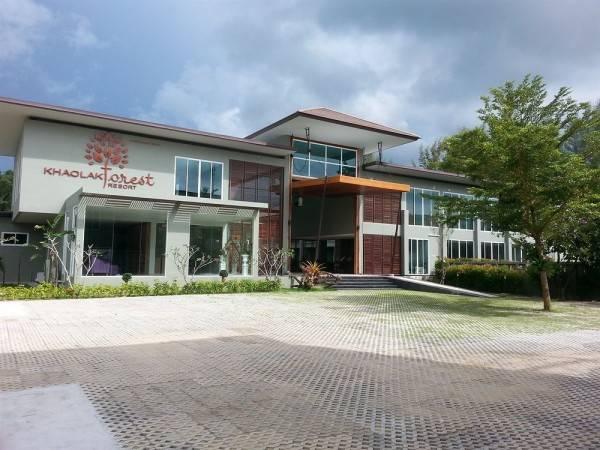 Hotel Khaolak Forest Resort