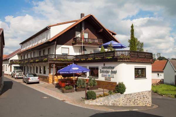 Hotel Landgasthof Deutsches Haus