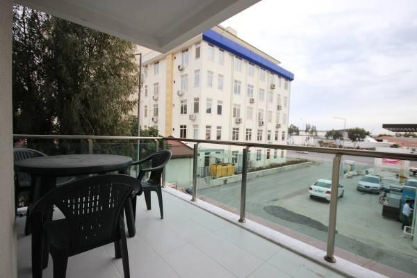 Hotel Antalya Port Flats