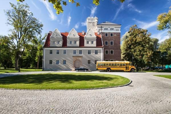 Hotel Zamek Topacz