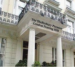 Hotel Shaftesbury Premier London Notting Hill
