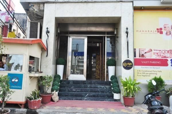 OYO 638 Hotel Maharaja Residency