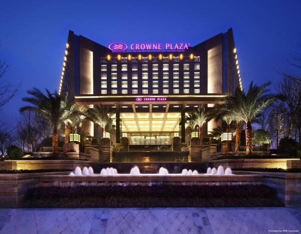 Hotel Crowne Plaza CHENGDU WEST