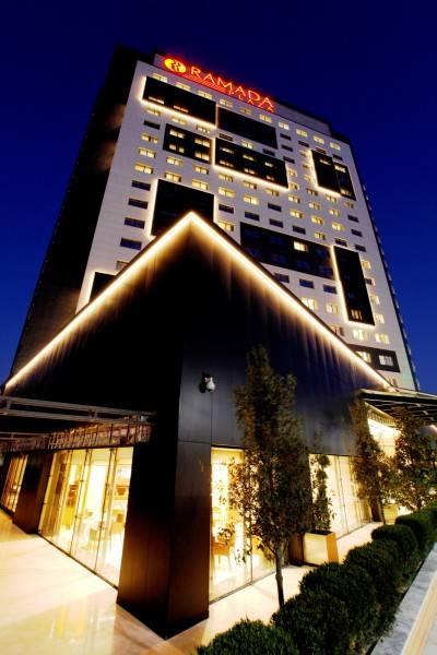 Hotel Ramada Plaza Istanbul Tekstilkent