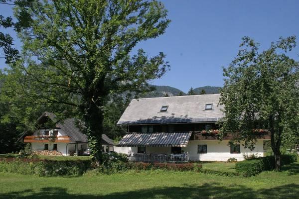 Hotel & Villa STARE at Lake Bohinj